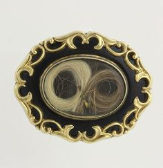 Victorian Mourning Jewelry Brooch Yellow by WilsonBrothers Gems Jewelry, Hair Jewelry, Fine Jewelry, Jewlery, Mourning Ring, Mourning Jewelry, Victorian Jewelry, Antique Jewelry, Vintage Jewelry
