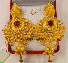 To Sell Gold Jewelry Refferal: 5783966746 Gold Jewelry For Sale, Urban Jewelry, Gold Earrings Designs, Gold Jewellery Design, Labret Jewelry, Jewellery Earrings, Jewlery, Gold Mangalsutra, Gold Fashion
