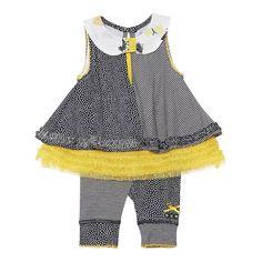 Deux Par Deux | Little Miss Sunshine Collection #ss15 #cutekidsfashion #modeenfants