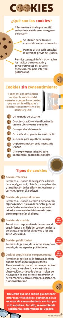 Qué son las cookies