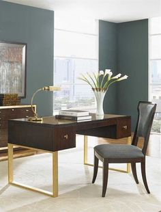 Sligh Bel Aire Melrose Writing Desk | SH307HW412
