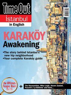 Jan 2015 - Karaköy awakening