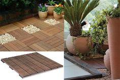 piso deck madeira