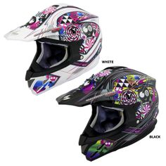 Scorpion VX-34 Demented MX Dirt Off Road Helmet