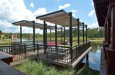 Looking for some weekend inspiration? The retractable patio cover system at the Four Seasons Resort Orlando truly transformed the lake and swimming pool areas, creating a luxurious retreat for all of the resort's visitors. Click below to see more on this outstanding project!