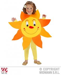 Soleil (sunshine outfit .... picture example)