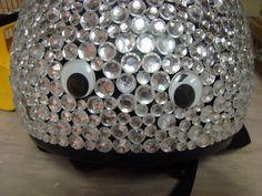 googly eye helmet