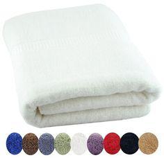 Utopia Luxury 100 Percent Combed Cotton Bath Towel