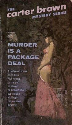 McGinnis, Murder Is A Package Deal