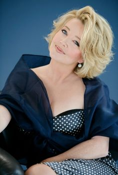 Melody Thomas Scott - Mature Hairstyles