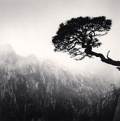 Michael Kenna - Huangshan Mountains, Study 48, Anhui, China (2010)