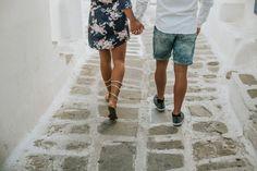 Engagement in Mykonos Mykonos, Wedding Engagement