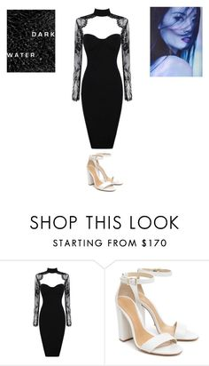 """""""Sans titre #6938"""" by ghilini-l-roquecoquille ❤ liked on Polyvore featuring Schutz"""