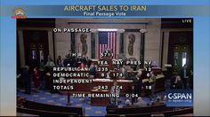 گزارشی از تصویب لایحه ممنوعیت فروش هواپیما به رژیم در کنگره آمریکا- کلیپ خبری – سیمای آزادی تلویزیون ملی ایران –  ۲۸ آبان ۱۳۹۵