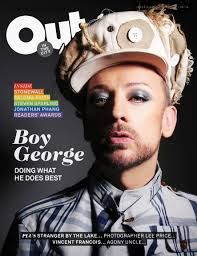 Image result for BOY GEORGE COVER MAGAZINE