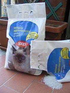 Bentoniet klei voor kattebak