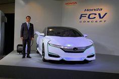 Honda verschiebt Marktstart seiner Brennstoffzellenautos - WSJ.de