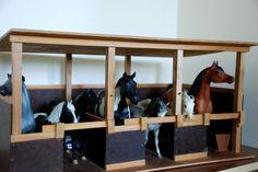 establo caballos