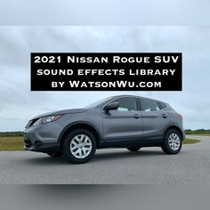 The following is a 2021 Nissan Rogue Sport SUV single license sound effects library (with Metadata). Specification: 2021, 4 Cylinder, 2.0 Liter, 141 HP, Front Wheel Drive, Automatic SUV The Onboard recordings are in 2 channels (Engine and Exhaust). Drag & drop or import each of the files into your audio editing software, then align them for creative mixing. There are also stereo mix versions of the OnBoard recordings. The External recording is in stereo from a fixed position. Definitions &…