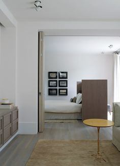 Bedroom by Architects Piet Boon
