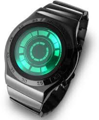 Tokyo flash LED watch - technically not IOT, but creative wearable tech