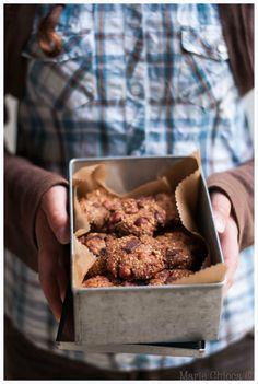 Pour Véro…Cookies pralinés au son d'avoine (IG très bas !)