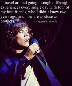 Image detail for -harry styles quotes harry styles facts one direction one direction ...
