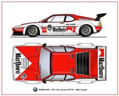 1979 BMW M3 by Paul VanHest