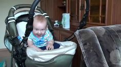 ❀ 9-month old baby dancing. Hilarious❕