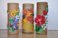 Printre hobby-uri: quilling, kusudama, origami, bijuterii handmade...: Quilling