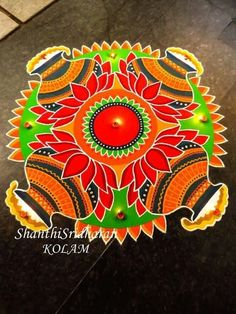 Best Rangoli Designs for Diwali. Get the latest and beautiful images and designs here on happy Shappy Indian Rangoli Designs, Rangoli Designs Latest, Rangoli Designs Flower, Rangoli Border Designs, Rangoli Designs With Dots, Rangoli Designs Images, Flower Rangoli, Beautiful Rangoli Designs, Rangoli Borders