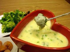 Brie Cheese Fondue recipe