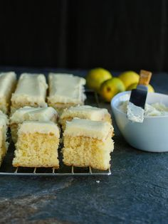 Cupcakes & Couscous: The Lightest Lemon Squares