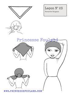 princessefoulard.com