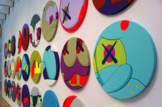 KAWSKAWS artMore Pins Like This At FOSTERGINGER @ Pinterest