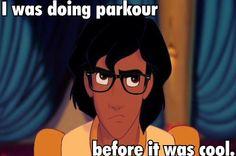 I love hipster Disney