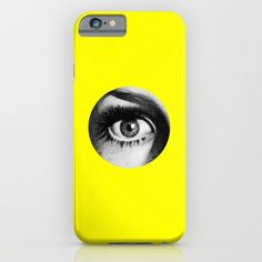 I Saw It phone case by Tyler Spangler