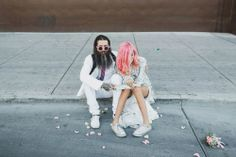Epic Las Vegas Elopement: Ainsley & Sebastien