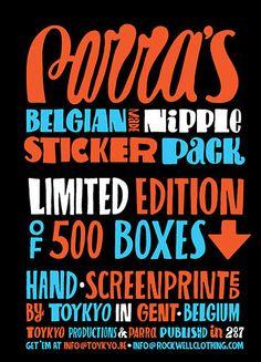 LETTERSTREAM 2 — LetterCult  Colors....bold
