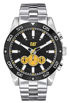 Win a CAT watch worth R3150 | Ends 31 August 2014