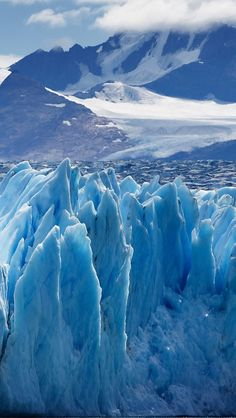 El Calafate, Patagônia, Argentina. Must visit this when I go on my South American adventure