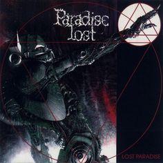 LOST PARADISE - Paradise Lost's first studio album - 1990