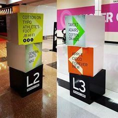 Exhibition Display Stands, Exhibition Stand Design, Signage Design, Booth Design, Wayfinding Signs, Cube Design, Event Branding, Memphis Design, Book Stands