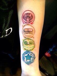 Awesome MCR tattoo!!!