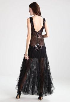 BCBGMAXAZRIA Suknia balowa - black - Zalando.pl