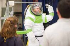 NASA's first new spacesuit in 20 years