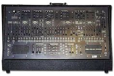 ARP 2600 SYNTHESIZER is the model I learned the basics on when I took a synth class from Denny Jaeger at College for the Recording Arts in San Francisco in 1975. - http://vintagesynth.com/arp/arp.php & http://tonetweakers.com