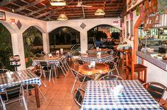Restaurant layout Pizza Mail It Puerto Jimenez, Puntarenas Costa Rica #food #foodie #yum #pizza