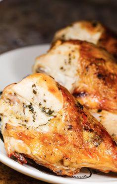 kruizing with kikukat: Toaster Oven Food: Roast Chicken Breasts