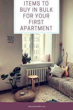 Here S A List That Sure To Prepare You For Moving Out On Your Own The First Time Into Apartment Can Be Mentally And Financially